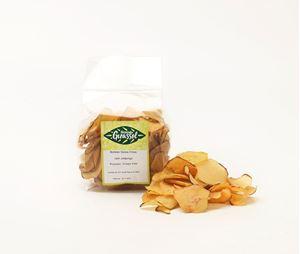 Picture de Batatas doces fritas com jindungo