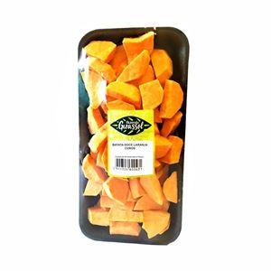 Picture de Batata doce laranja cubos