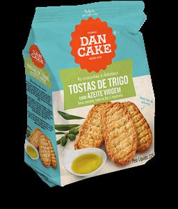 Picture de Tostas com azeite, alho e salsa